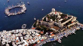 BODRUM – NORTE DODECANESO – BODRUM, blue cruise by Barbaros Yachting