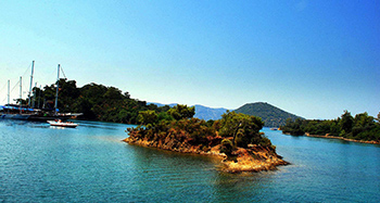 MARMARIS-FETHIYE (MINI TOUR), blue voyage, Barbaros Yachting